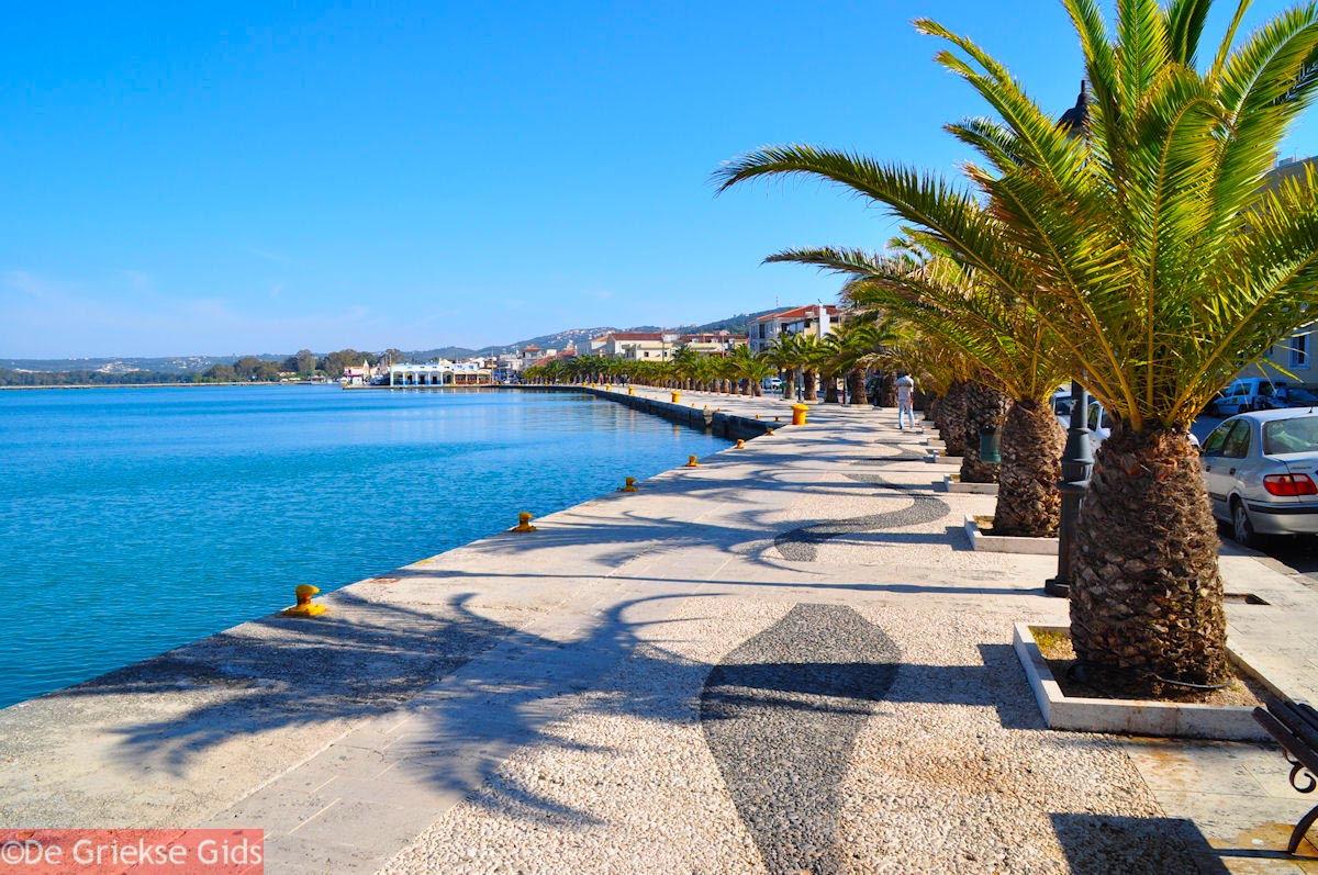 Argostoli Cephalonia  Holidays in Argostoli Greece
