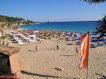 Strand Makris Gialos Lassi - Kefalonia - Foto 501 - Foto van De Griekse Gids